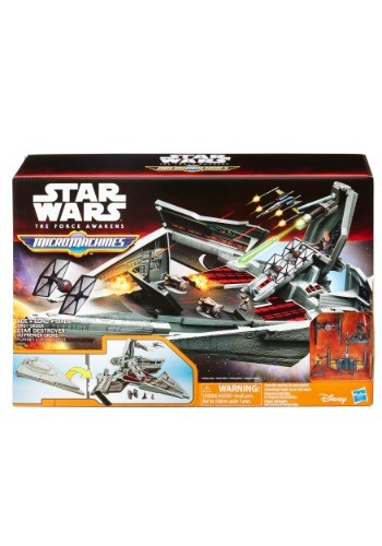 Star Wars Episode 7 First Order Star Destroyer main