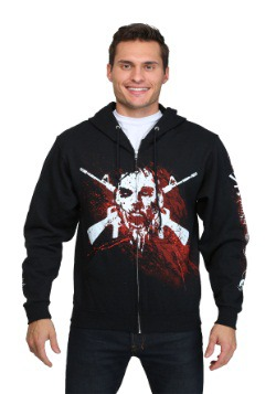Walking Dead Survive or Die Men's Hooded Sweatshirt