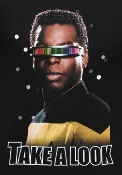 Star Trek Take A Look Men's T-Shirt2