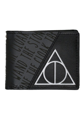 Harry Potter Deathly Hallows Bi-Fold Wallet