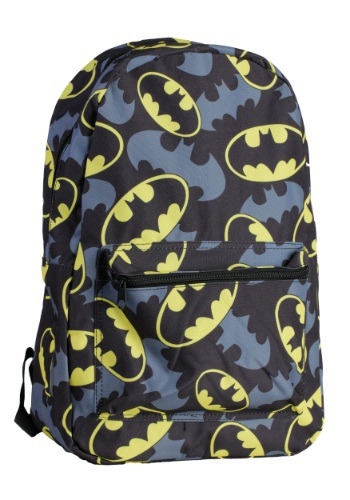 Batman Bat Symbol Backpack