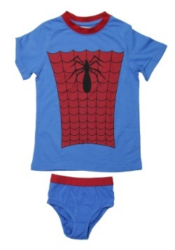 Spider-Man Boy's Underoos Brief Set