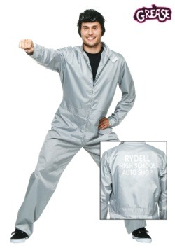 Greased Lightning Plus Size Jumpsuit