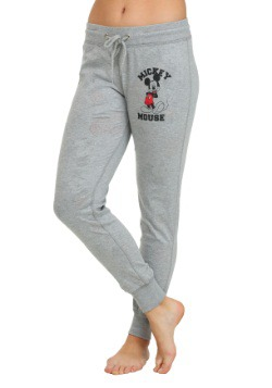 Mickey Mouse Reversible Juniors Jog Pants