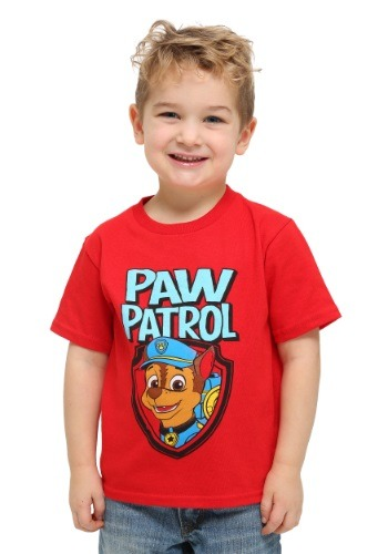 Paw Patrol Chase Face Toddler Boys