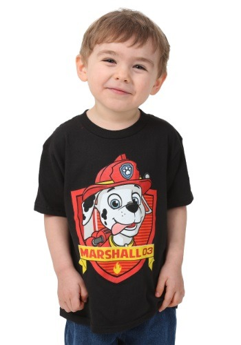 Paw Patrol Marshall Face Toddler Boys