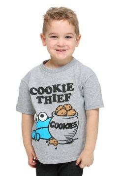 Sesame Street Cookie Thief Toddler Boys T-Shirt