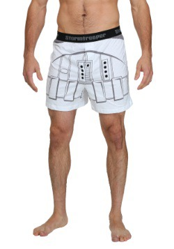 Stormtrooper Costume Men's White Boxer Briefs