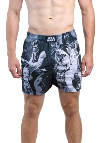 Star Wars War of the Worlds Men's Lounge Shorts