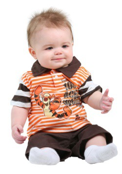 Tigger Toddler Tee with Shorts