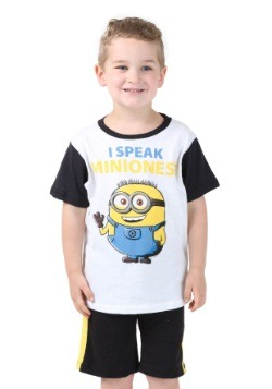 Minions Boys 3 Piece Muscle Tee Set1