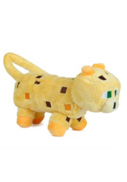 "Minecraft 14"" Ocelot Stuffed Figure"