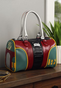 Star Wars Boba Fett Bowler Purse