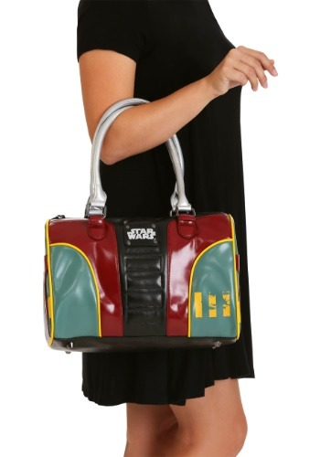 ec18c8123313 Star Wars Boba Fett Bowler Purse