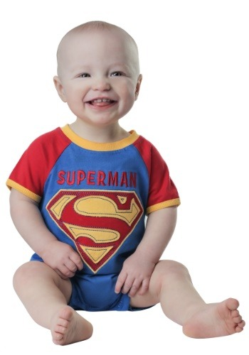 Superman Infant Onesie