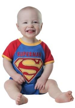 Superman Infant Onesie