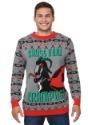 Krampus Christmas Sweater