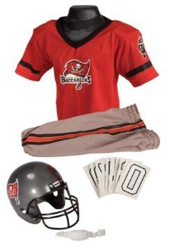 NFL Tampa Bay Bucs Uniform Costume