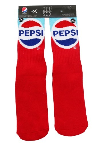 Pepsi Throwback Odd Sox