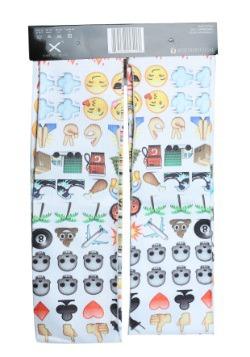 Emoji Knee High Odd Sox2