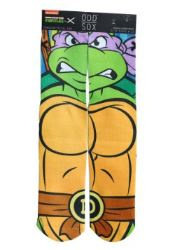 TMNT Donatello Odd Sox