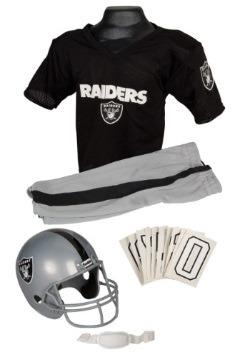 Raiders NFL Uniform Costume