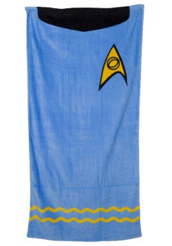 Star Trek Spock Beach Towel