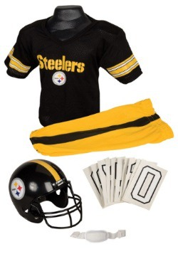 Steelers NFL Uniform Costume