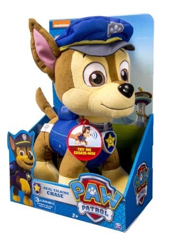Paw Patrol Talking Police Pup Plush