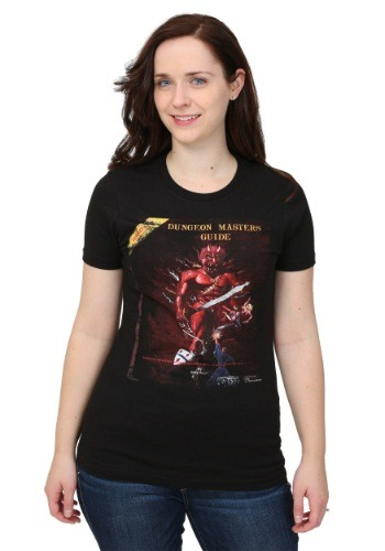 Dungeons & Dragons Dungeon Master Guide T-Shirt