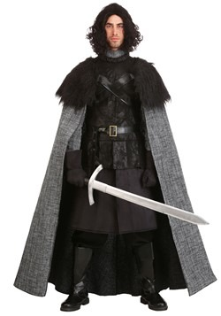 Dark Northern King Plus Size Costume