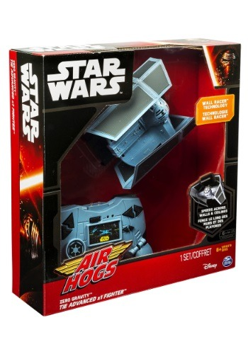 Star Wars Zero Gravity Air Hog Advanced x1 Fighter
