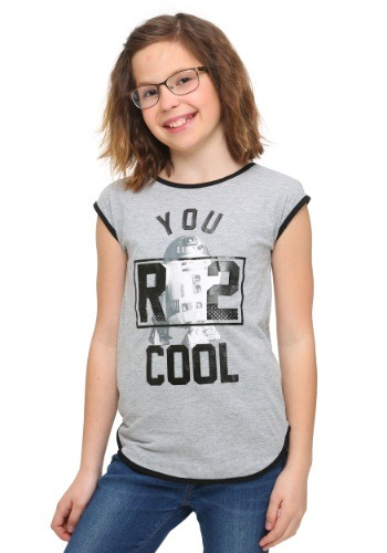 Star Wars You R2 Cool Girls Tunic