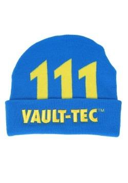 Fallout Vault-Tec Vault 111 Cuffed Knit Hat