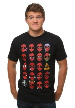 Deadpool Emojis Mens