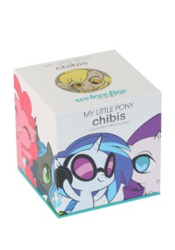 My Little Pony Best Pony Chibi Vinyl Figure