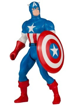 Gentle Giant Captain America Jumbo Figure