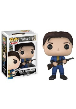 POP! Fallout 4 Sole Survivor Vinyl Figure