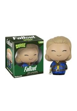 Dorbz Fallout Female Lone Wanderer Vinyl Figure