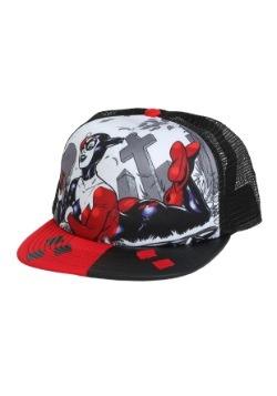 DC Harley Quinn Trucker Hat