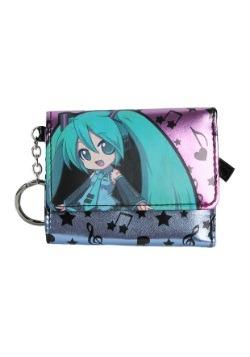 Hatsune Miku Mini Trifold Wallet
