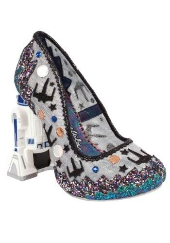 Star Wars Mesh Battlefront R2D2 Womens Heel