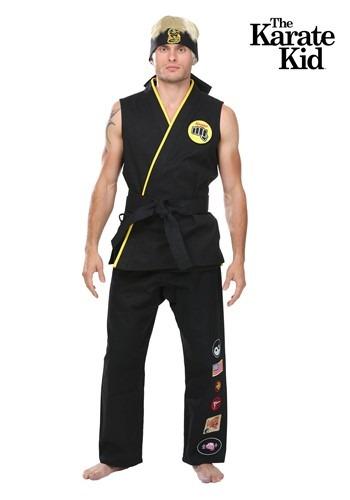 Adult Super Elite Cobra Kai Costume