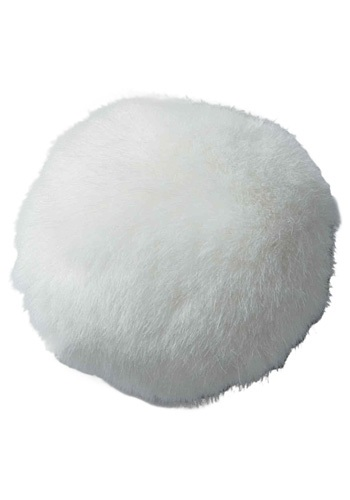 Fluffy White Bunny Tail