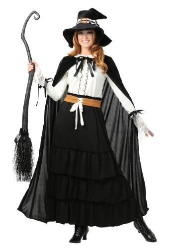 Salem Witch Plus Size Women's Costume