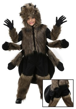 Toddlers Furry Spider Costume