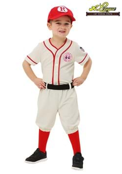 League Of Their Own Toddler Jimmy Costume