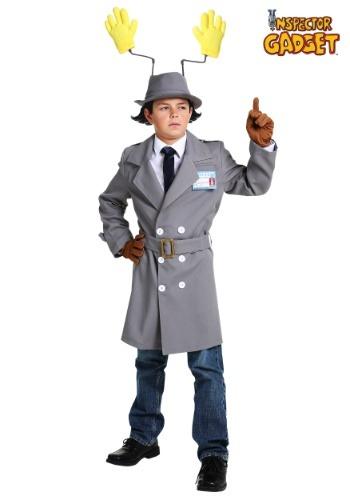 Boys Inspector Gadget Costume