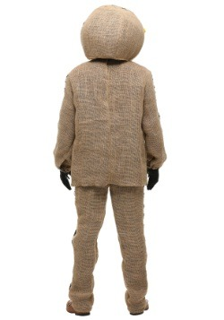 Burlap Voodoo Doll Plus Size Adult Costume2