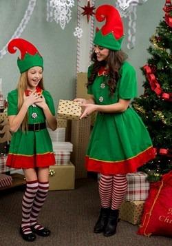 Holiday Elf Women's Costume